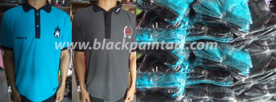 bordir polo shirt pekanbaru